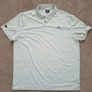 Puma Sport Lifestyle Golf Polo Shirt